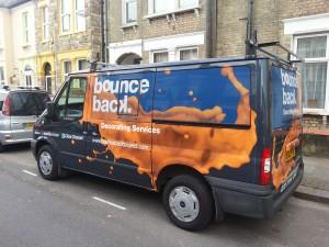 Bounce Back Van